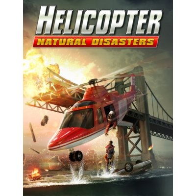 Gra PC Helicopter Simulator 2015: Natural Disasters