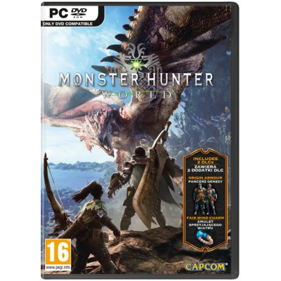 Gra PC Monster Hunter: World