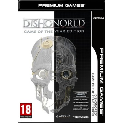Gra PC NPG Dishonored Edycja Game of the Year