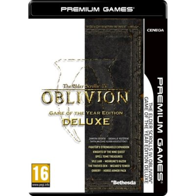 Gra PC NPG The Elder Scrolls IV: Oblivion Game of the Year Deluxe