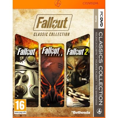 Gra PC PKK Fallout Classic Collection
