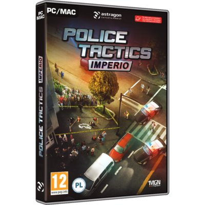 Gra PC Police Tactics: Imperio