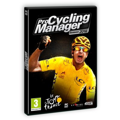 Gra PC Pro Cycling Manager 2018