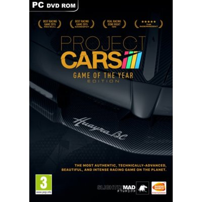 Gra PC Project CARS Game of the Year Edition