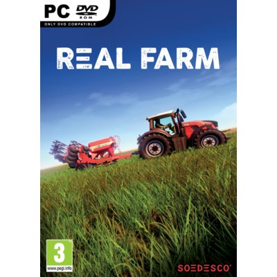 Gra PC Real Farm
