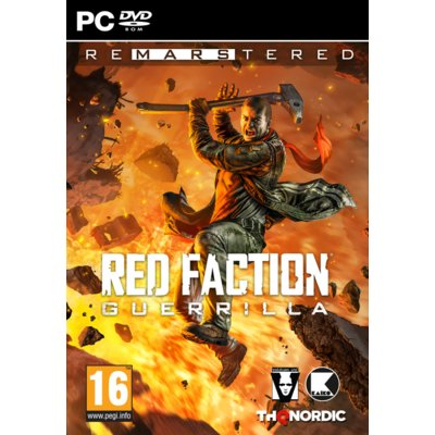 Gra PC Red Faction Guerrilla Re-Mars-tered