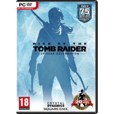 Gra PC Rise of the Tomb Raider: 20. Rocznica Serii