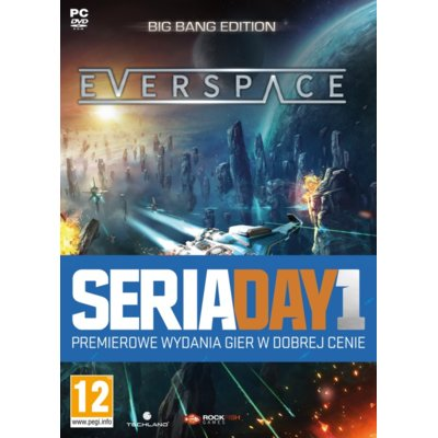 Gra PC Seria Day1 Everspace Edycja BIG BANG