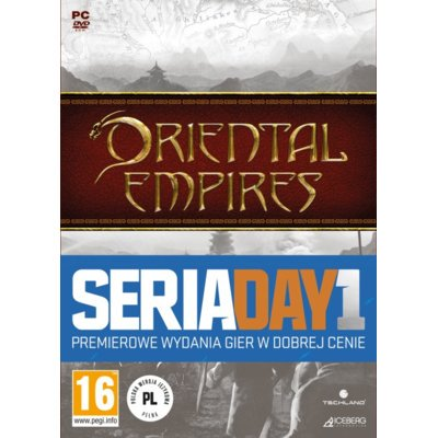 Gra PC Seria Day1 Oriental Empires