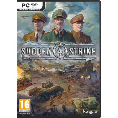 Gra PC Sudden Strike 4