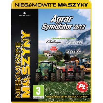 Gra PC TECHLAND Agrar Symulator 2012 (NM)