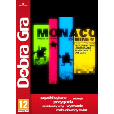 Gra PC TECHLAND Monaco: What's Yours Is Mine (DG)