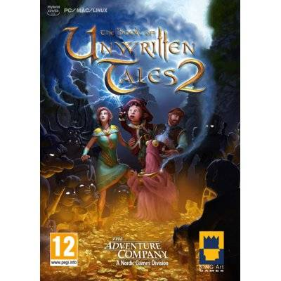 Gra PC The Book of Unwritten Tales 2