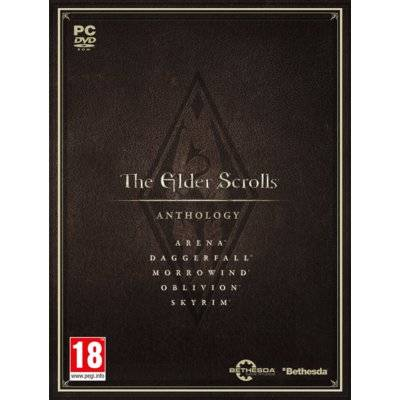 Gra PC The Elder Scrolls Anthology