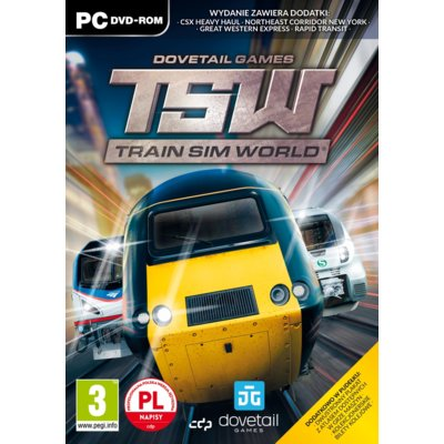 Gra PC Train Sim World