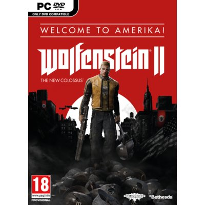 Gra PC Wolfenstein II The New Colossus Welcome to Amerika!