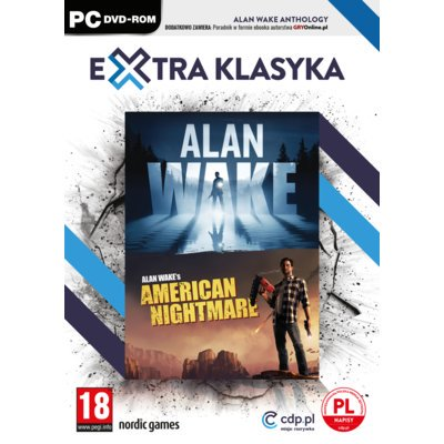 Gra PC XK Alan Wake Anthology