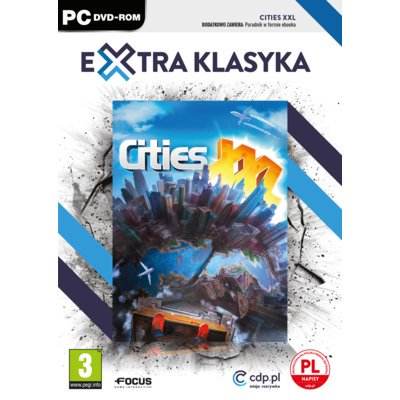 Gra PC XK Cities XXL