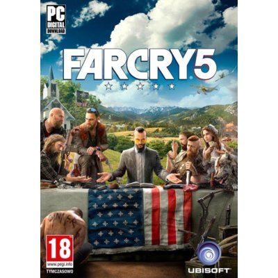 Gra PC Far Cry 5