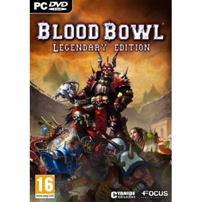 Gra PC UBISOFT Blood Bowl: Legendary edition ENG