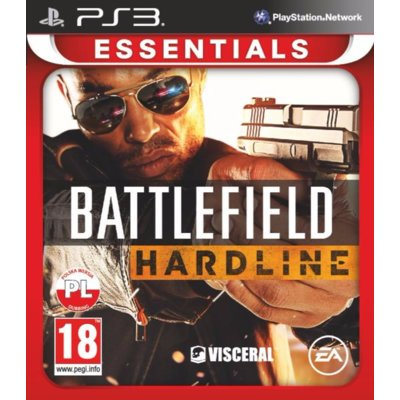 Gra PS3 Battlefield Hardline Essentials