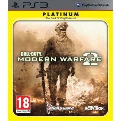 Gra PS3 Call of Duty: Modern Warfare 2 Platinum