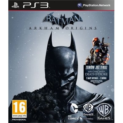 Gra PS3 CENEGA Batman: Arkham Origins