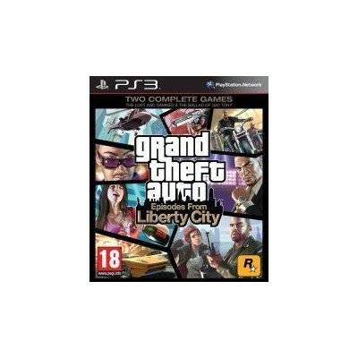 Gra PS3 CENEGA Grand Theft Auto: Episodes from Liberty City