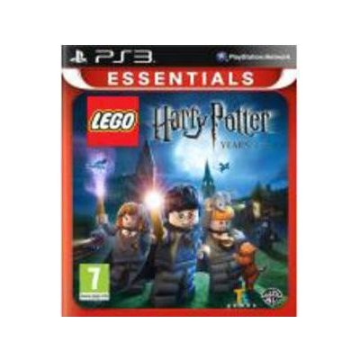 Gra PS3 CENEGA LEGO Harry Potter: Years 1-4 (E)
