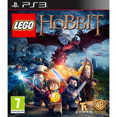 Gra PS3 CENEGA Lego The Hobbit