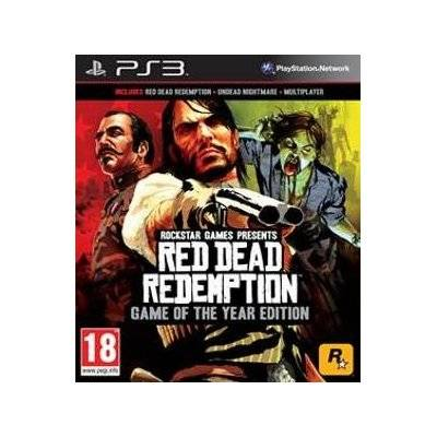 Gra PS3 CENEGA Red Dead Redemption (GOTY)