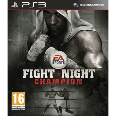 Gra PS3 ELECTRONIC ARTS Fight Night Champion
