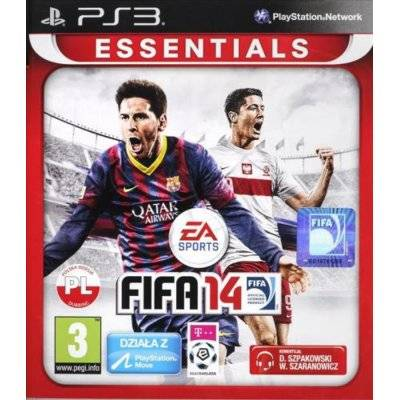 Gra PS3 FIFA 14 Essentials