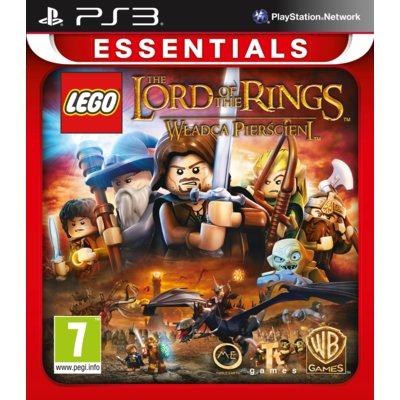 Gra PS3 LEGO The Lord of the Rings Władca Pierścieni Essentials