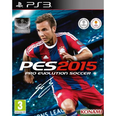Gra PS3 Pro Evolution Soccer 2015 Day One Edition