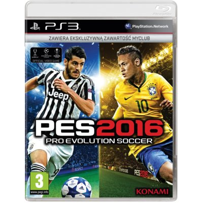 Gra PS3 Pro Evolution Soccer 2016 - Day One Edition