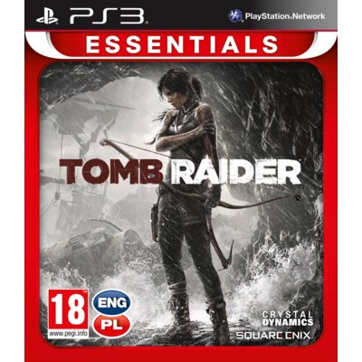 Gra PS3 Tomb Raider Essentials