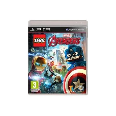 LEGO Marvel',s Avengers (PS3)