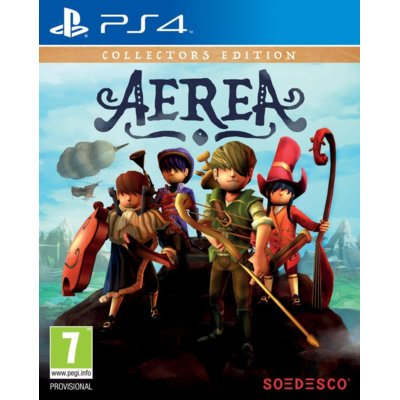 Gra PS4 AereA Collectors Edition
