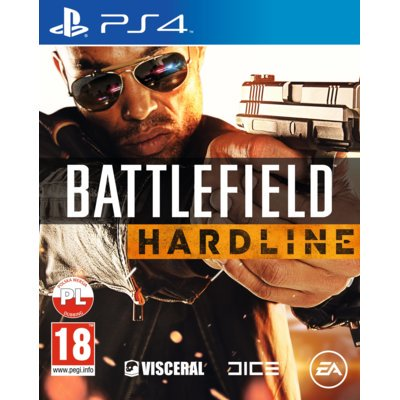 Gra PS4 Battlefield Hardline