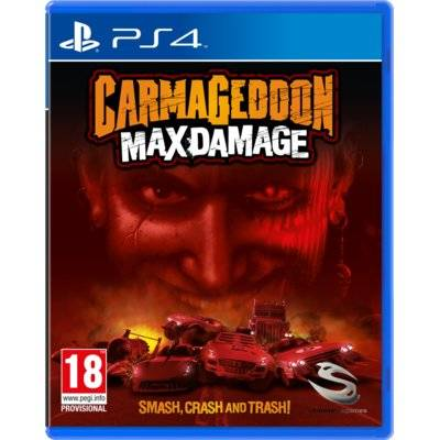 Gra PS4 Carmageddon Max Damage