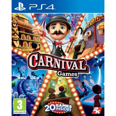 Gra PS4 Carnival Games