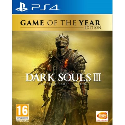 Gra PS4 Dark Souls III The Fire Fades Edition