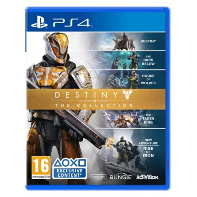 Gra PS4 Destiny: The Collection