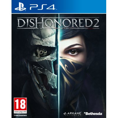Gra PS4 Dishonored 2