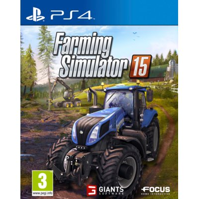 Gra PS4 Farming Simulator 2015