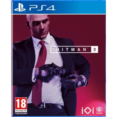 Gra PS4 Hitman 2