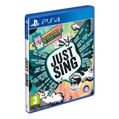Gra PS4 Just Sing