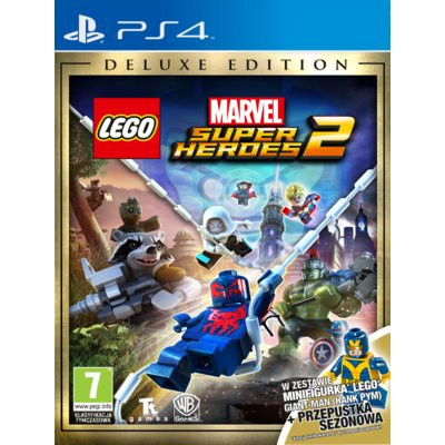 Gra PS4 LEGO Marvel Super Heroes 2 Deluxe Edition