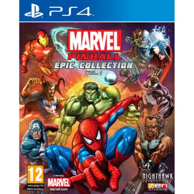 Gra PS4 Marvel Pinball: Epic Collection Vol. 1